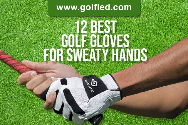 12 Best Golf Gloves For Sweaty Hands – Reviewed